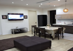 Guest house and apartment Mirian Mepe